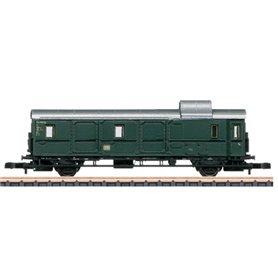 Märklin 00223 Baggagevagn 114 768 Stg typ DB