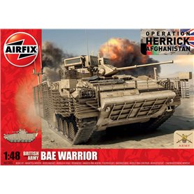 Airfix 07300 Tanks BAE Warrior