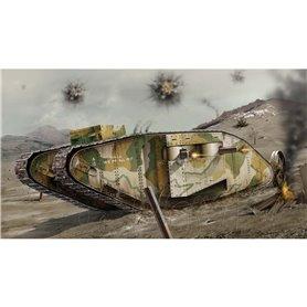 "Airfix 02337V WWI Female Tank ""Vintage Classics"""