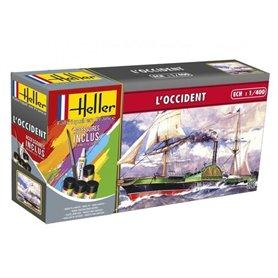"""Heller 49062 L´Occident """"Gift Set"""""""