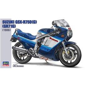 Hasegawa 21507 Motorcykel SUZUKI GSX-R750(G)(GR71G)