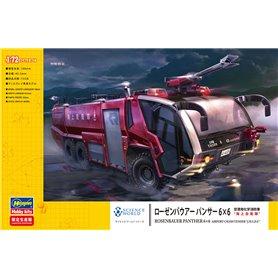 """Hasegawa 52235 Rosenbauer Panther 6 x 6 Airport Crash Tender """"J.M.S.D.F."""""""