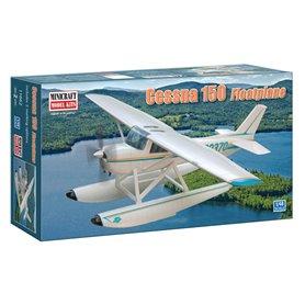 Minicraft 11662 Flygplan Cessna 150 Floatplane