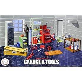 Fujimi 116358 Garage & Tools