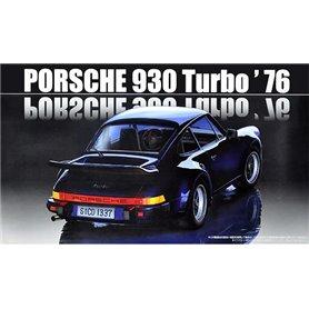 Fujimi 126609 Porsche 930 Turbo 76