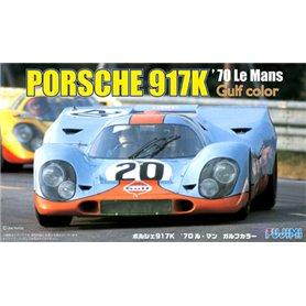 """Fujimi 126135 Porsche 917K """"70 Le Mans Gulf Color"""""""