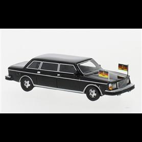 BOS 87670 Volvo 264 TE Limousine (DDR), svart, 1978
