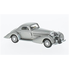 BOS 87351 Horch 853 Special Coupe, metallicgrå 1937