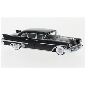BOS 87615 Cadillac Fleetwood 75 Limousine, svart, 1958