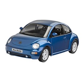 "Revell 07643 VW New Beetle ""Easy Click System"""