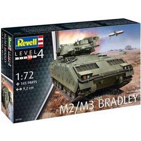 Revell 03143 Tanks M2/M3 Bradley