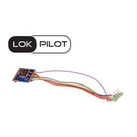 ESU 59620 Lokdekoder LokPilot 5 DCC, 8-pin NEM652, gauge H0, 0