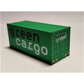 "AHM AH-927 Container 20-fots ""Green Cargo"""