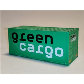 "AHM AH-928 Container 20-fots ""Green Cargo"""