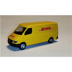 "AHM AH-933 Mercedes-Benz Sprinter box ""DHL"""