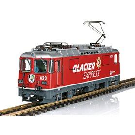 """LGB 28446 Ellok klass Ge 4/4 II """"Glacier Express"""""""