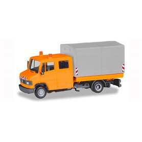 "Herpa 094177 Mercedes-Benz T2 cabin pick-up/canvas ""communal"""