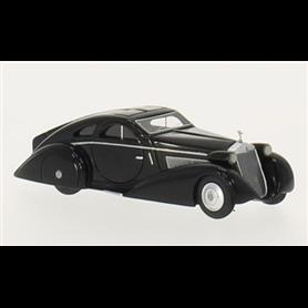 BOS 87115 Rolls Royce Phantom I Jonckheere Coupe, svart, RHD, 1925