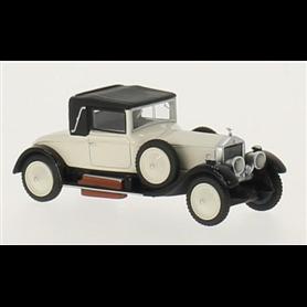 BOS 87150 Rolls Royce Silver Ghost Doctors Coupe , ljusbeige/svart, RHD, 1920