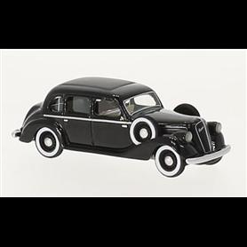 BOS 87481 Skoda Superb 913, svart, RHD, 1938