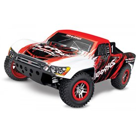 Traxxas 68086-4-RED Slash 4x4 VXL RTR TQi TSM Red - Utan Batteri & Laddare