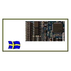 ESU 57589 Ljuddekoder Ellok Ma Version 5.0