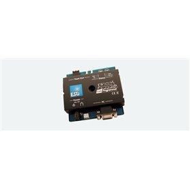 ESU 53451 LokProgrammer unit, power supply, manual, USB adapter (Dimensions: 95mm x 85mm x 22mm (3.74 inch x 3.35 inch x 0.87...