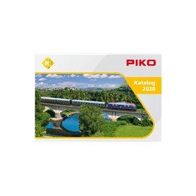 Media KAT524 Piko Katalog 2020 N