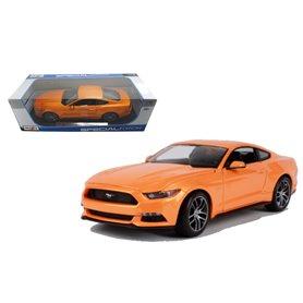 Maisto 31197 Ford Mustang GT 2015, orange