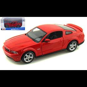 Maisto 31997 Ford Mustang GT 2006, röd