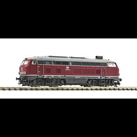 Fleischmann 724210 Diesellok klass 210 typ DB with gas turbine drive