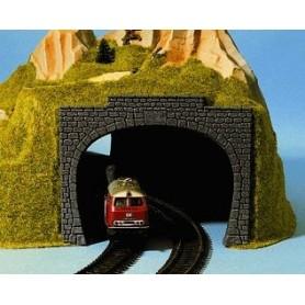 Noch 34410 Tunnelportal, 2-spårs, 2 st
