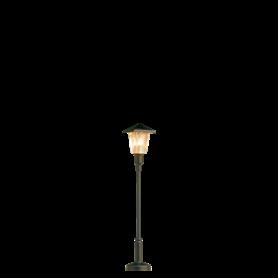 Brawa 84013 Parklampa, 1 st, höjd 60 mm. LED lampa