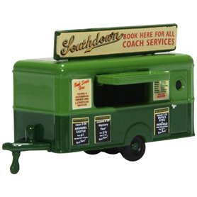 Oxford Models 133945 Mobile Trailer Southdown