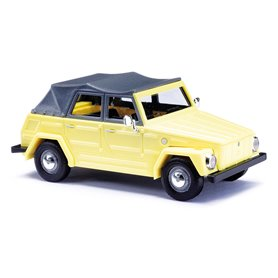 Busch 52701 VW 181 Kurierwagen, yellow