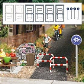 Busch 7095 Bike path accessories