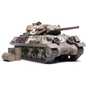 Tamiya 32519 Tanks U.S. Tank Destroyer M10 Mid Production
