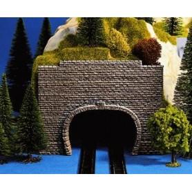 Noch 34800 Tunnelportal, 2-spårs, 2 st