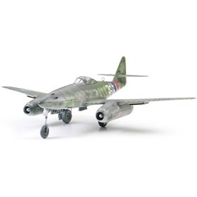 Tamiya 61087 Flygplan Messerschmitt Me262 A-1a