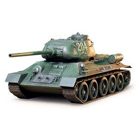 Tamiya 35138 Tanks Russian Tank T34/85