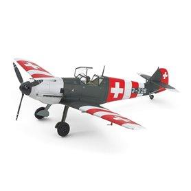 Tamiya 25200 Flygplan Swiss Messerschmitt Bf109 E-3