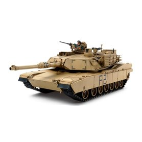 Tamiya 32592 Tanks U.S. Main Battle Tank M1A2 Abrams