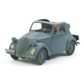 """Simca 5 Staff Car """"German Army"""""""
