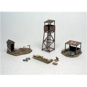 Italeri 6130 Battlefield Buildings