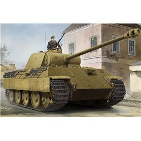 Hobby Boss 84506 Tanks German Sd.Kfz.171 PzKpfw Ausf A w/ Zimmerit