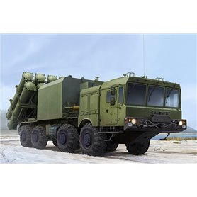 Trumpeter 01052 Russian 3S60 launcher of 3K60 BAL/BAL-Elex Coastal Missile Complex
