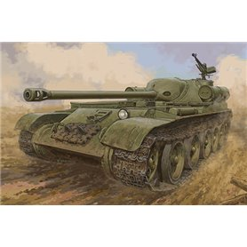 Trumpeter 09570 Tanks Soviet SU-102 Tank Destroyer