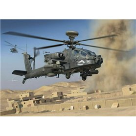 "Academy 12551 Helikopter U.S. Army AH-64D Block II ""Late Version"""