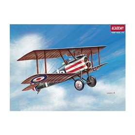 Academy 12447 Flygplan Sopwith Camel