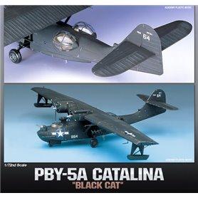 "Academy 12487 Flygplan PBY-5A Catalina ""Black Cat"""